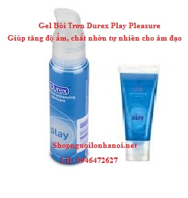 Gel bôi trơn Durex Play 100ml