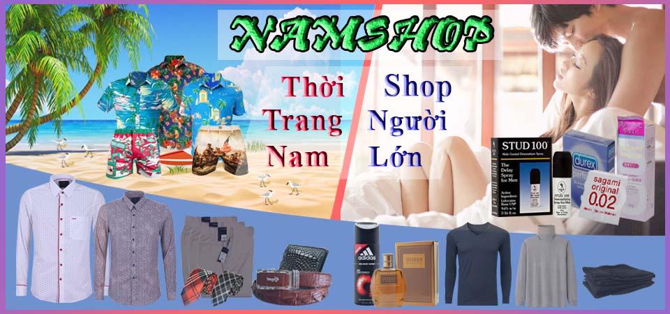 NÁMSHOP - Thời trang nam - Shop người lớn