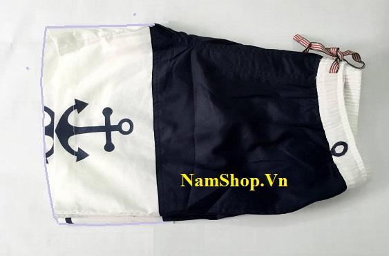 Hình ảnh về quần short nam đi biển Aberich Sh12