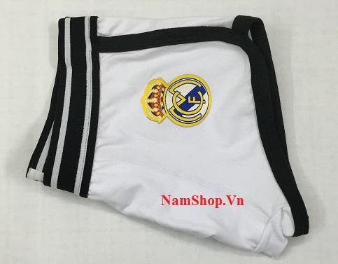Quần sịp nam tam giác câu lạc bộ Real Madrid