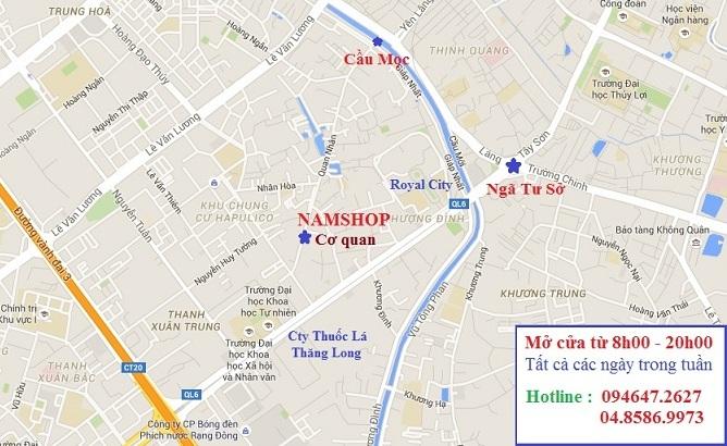 Địa chỉ Shop người lớn Hà Nội tại 279B phố Quan Nhân