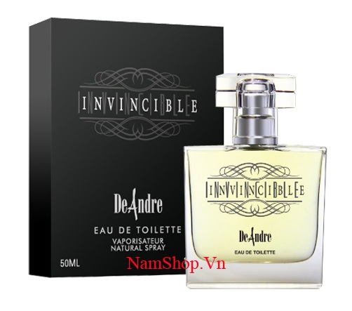 Nước hoa nam chính hãng DeAndre Invincible