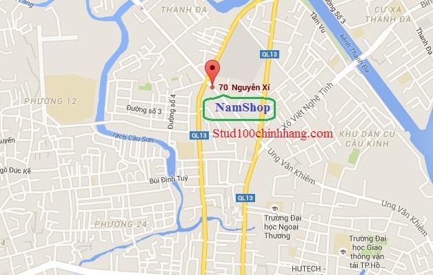 Địa chỉ bán Stud 100 chính hãng tại Sài Gòn