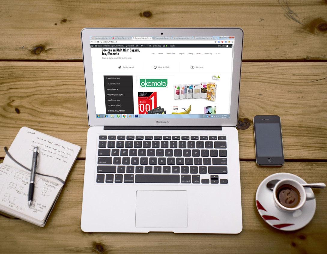 Okemen.com Shop bán bao cao su Online