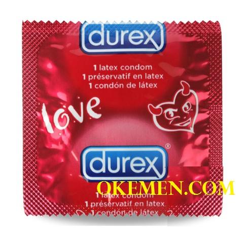 Hình ảnh bao cao su Durex Love
