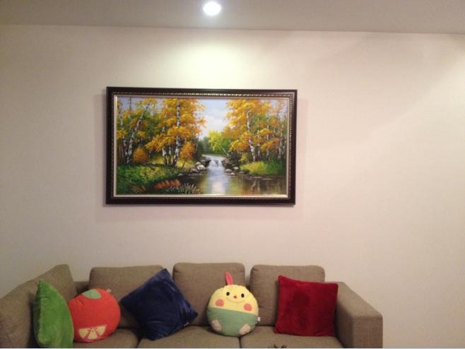 ảnh tranh sơn dầu 1