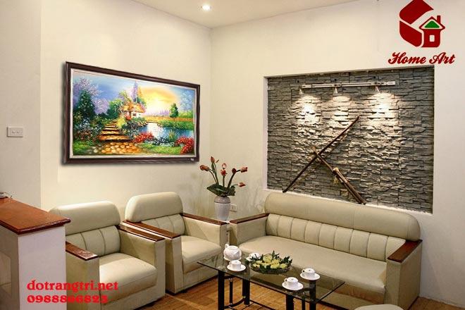 tranh phong cảnh home art