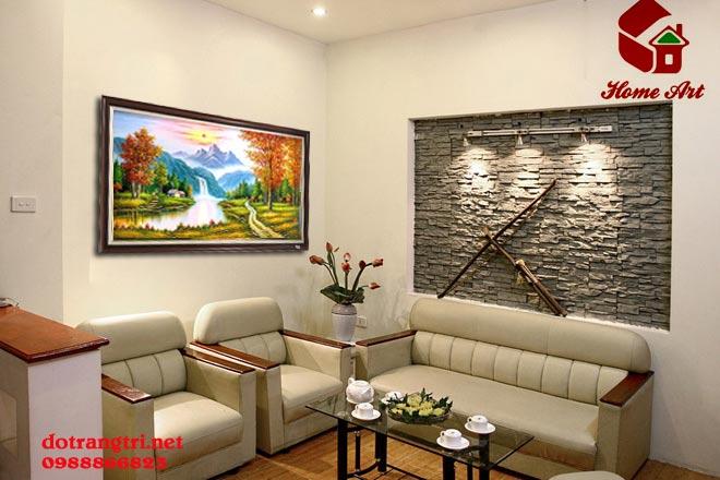 tranh phong cảnh home art 4