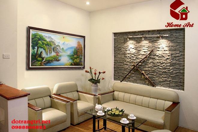 tranh phong cảnh home art 3