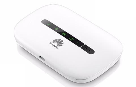 Huawei E5330 Mobile Wi-Fi 3G 21.6Mbps