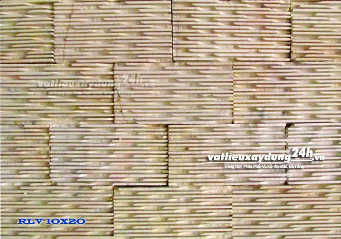 Đá răng lược vàng 10x20 | RLV 10x20