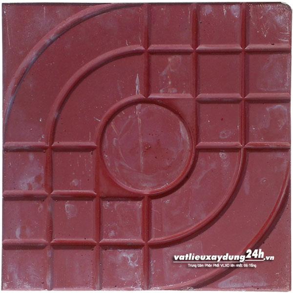 Gạch Block Daramic màu Đỏ 25x25