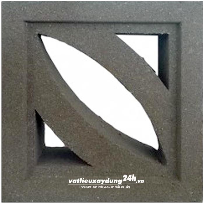 Gạch bông gió Leaf H-011