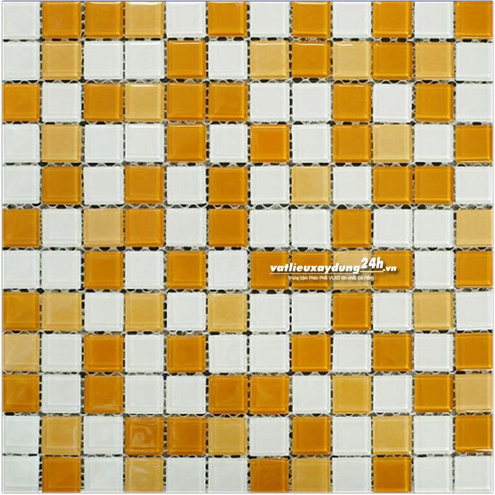 Gạch mosaic thủy tinh MT-140