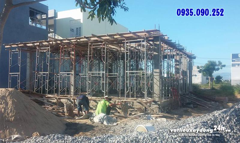 Báo giá thi công xây dựng phần thô tại Đà Nẵng
