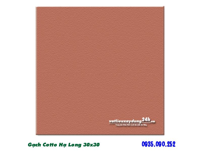 Gạch gốm Cotto Hạ Long 30x30