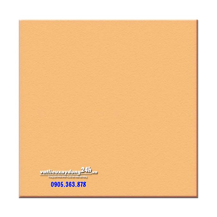 Gạch gốm Cotto Viglacera Hạ Long màu vàng kem