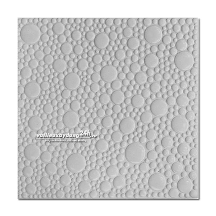 Gạch Doremon màu trắng Vĩnh Cửu 400x400