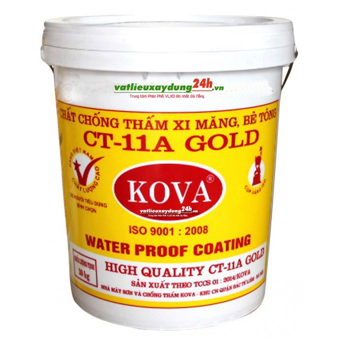 Sơn chống thấm KOVA CT-11A Gold 20 Kg