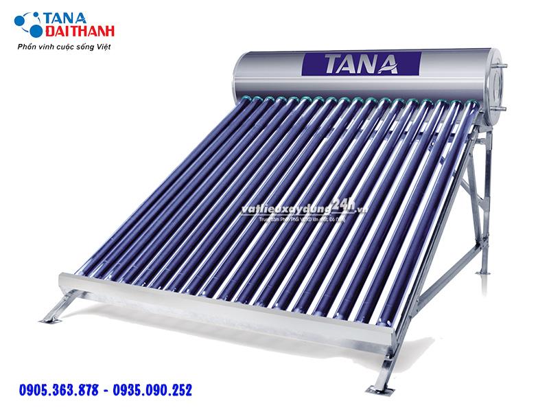 Máy nước nóng năng lượng mặt trời Tân Á GOLD F58 160 lít