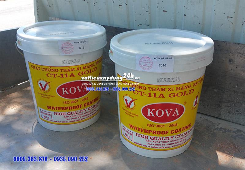 Chất chống thấm xi măng CT-11A Gold