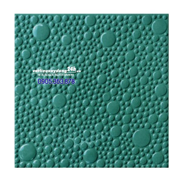 Gạch doremon xanh 40x40