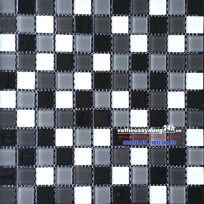Gạch mosaic thủy tinh MT-117