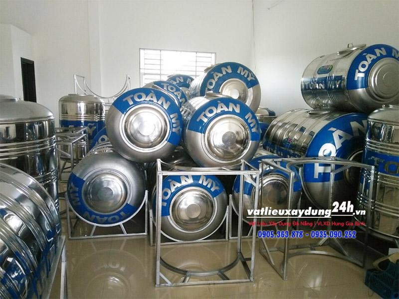 Bồn chứa nước inox Toàn Mỹ Đà Nẵng