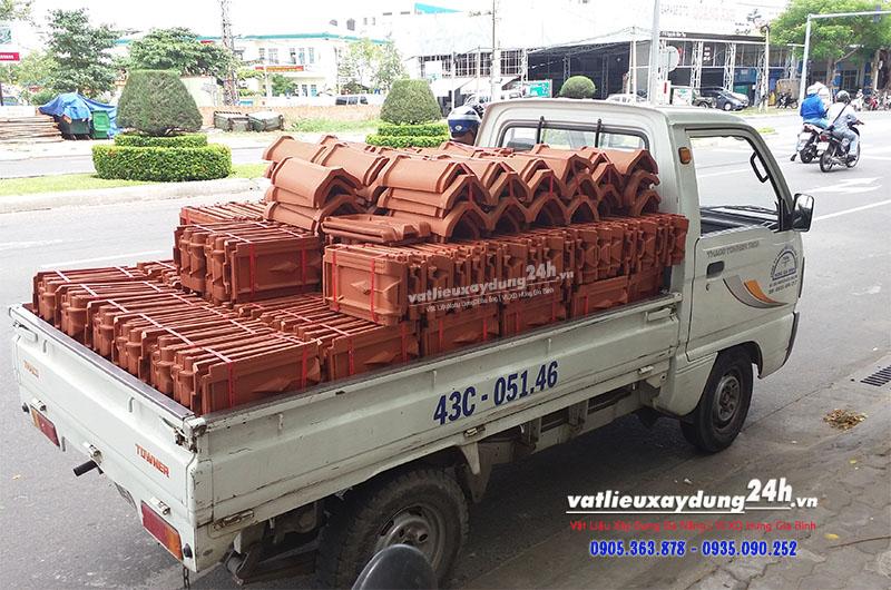 Ngói Vina Gốm Quảng Ninh 22 viên