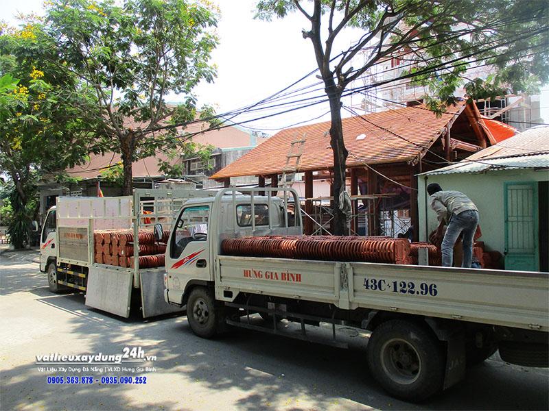 Ngói mũi hài Đất Việt 270