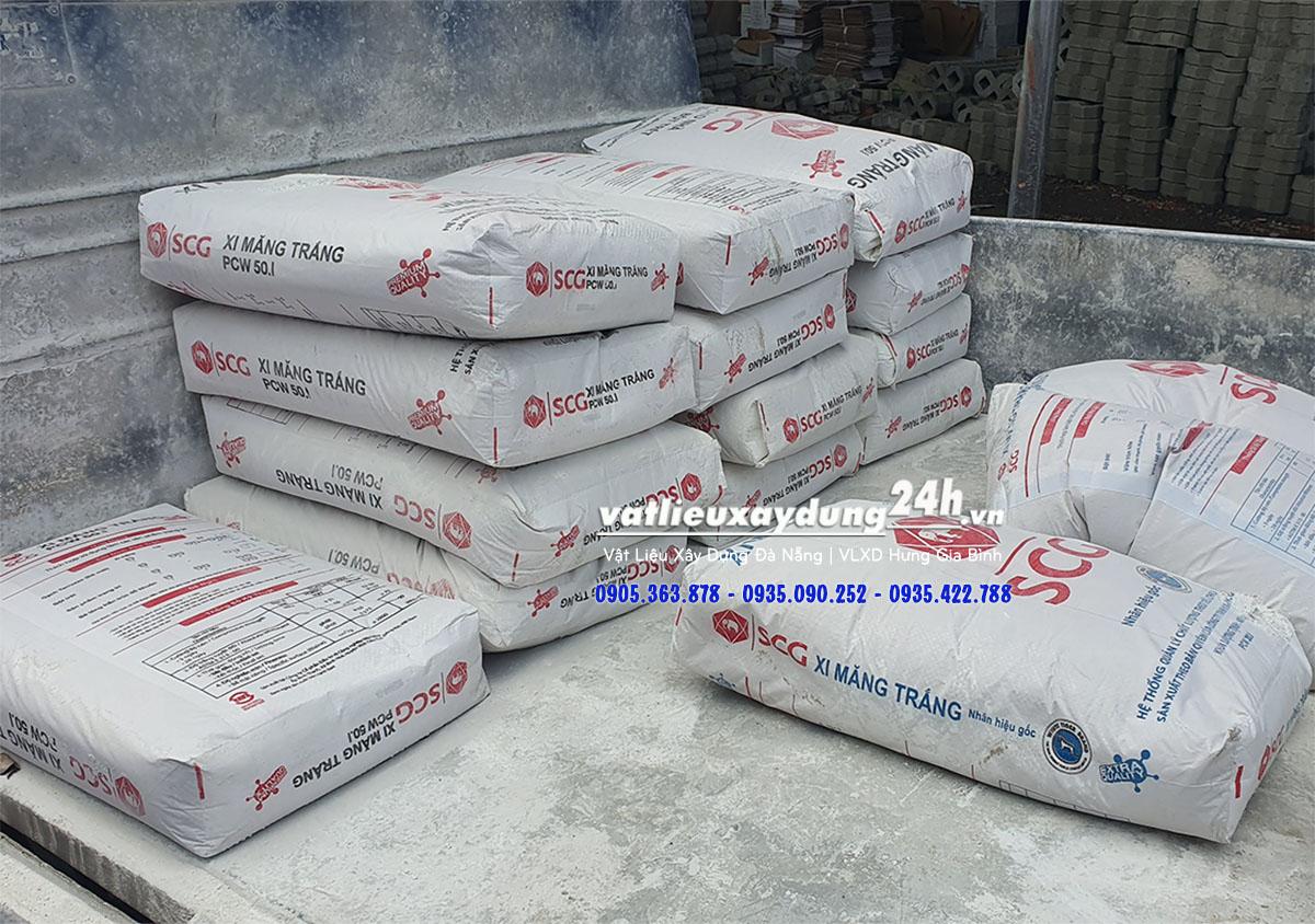 Xi măng trắng SCG Thái Lan PCW50