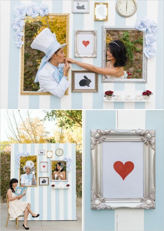 backdrop tiều cảnh chụp hình cho cặp đôi thú vị
