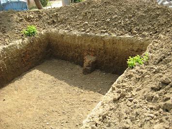 Thi công đào đất