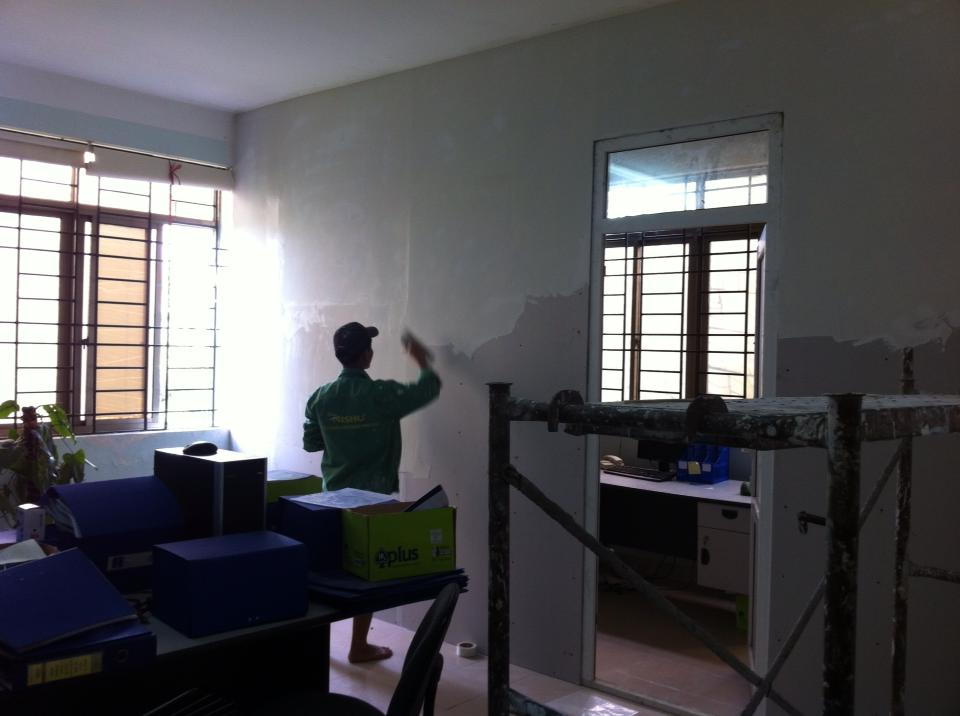 Nhân công xây dựng nhà dân dụng 850.000đ/m2