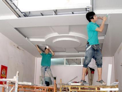 Cải tạo sửa chữa nhà cũ