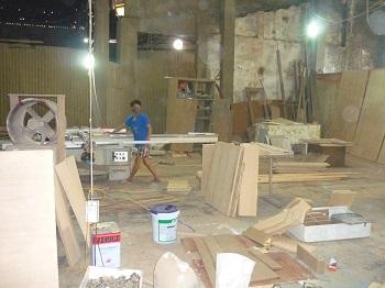Xưởng gỗ nội thất TÂM TÍN THÀNH