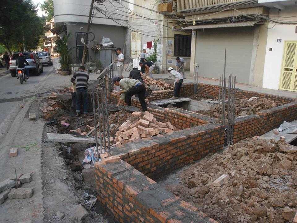 Trọn gói xây thô