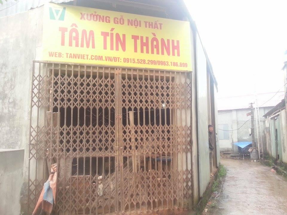 Xưởng gỗ TÂM TÍN THÀNH