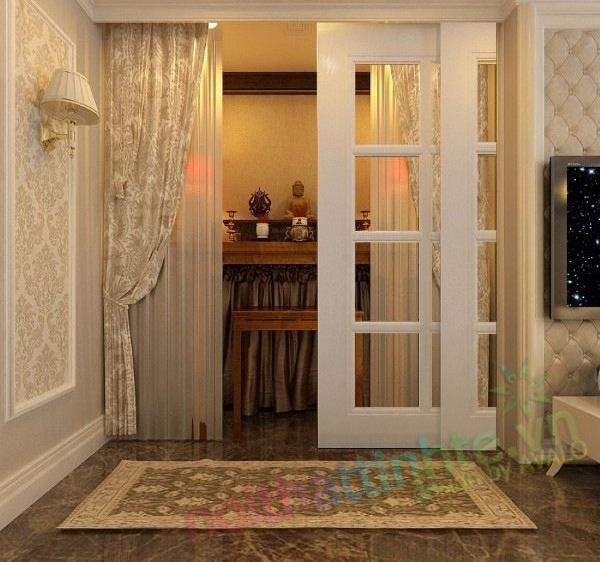 Rèm phòng thờ - Rèm cửa đẹp