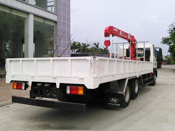 xe cẩu tự hành 3.5 tấn