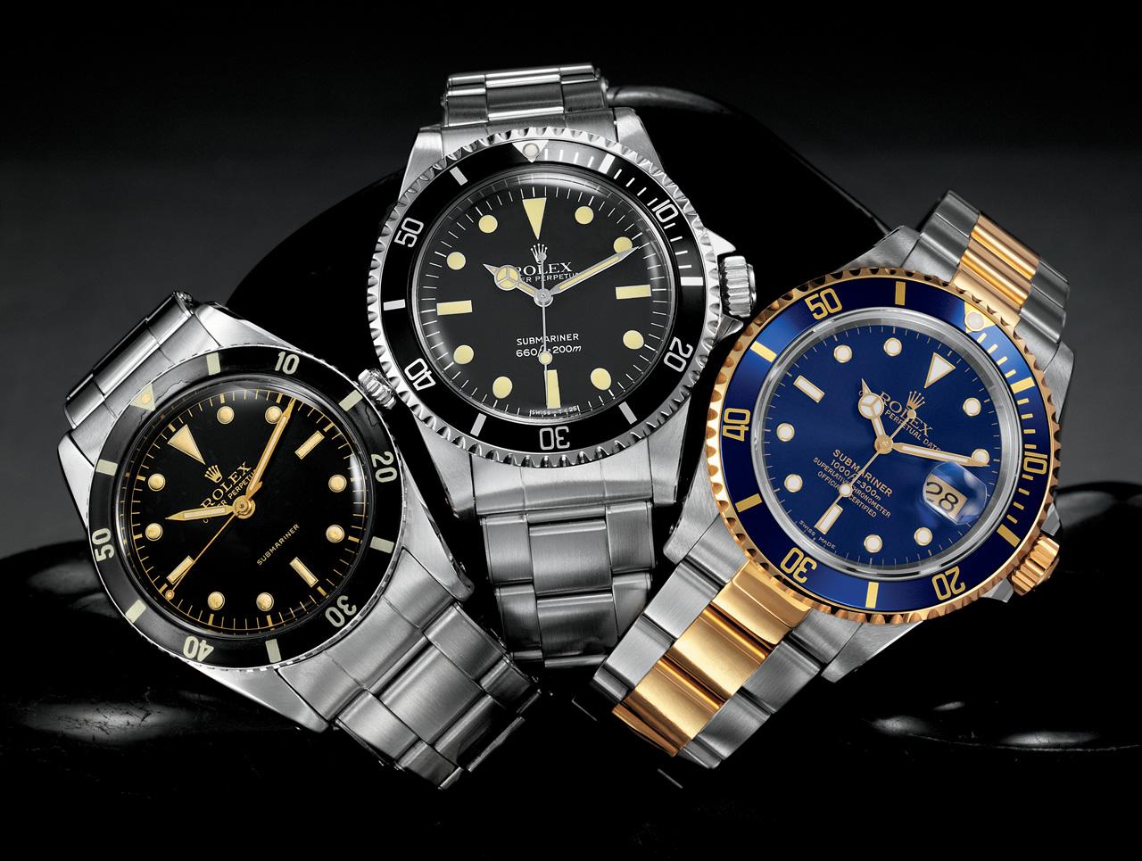 Đồng hồ Rolex