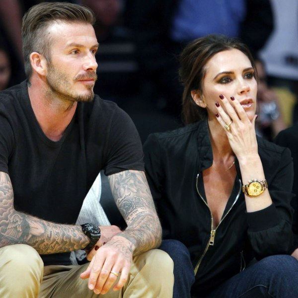 Victoria Beckham đẳng cấp cùng Michael Kors Watch