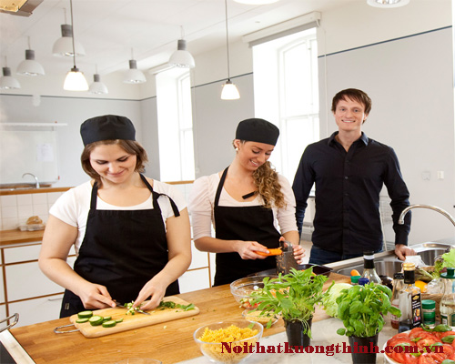 lưu ý khi sử dụng bếp từ chefs