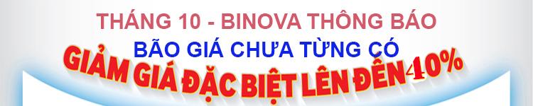 bếp điện từ Binova nhập khẩu