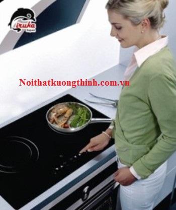 Một số sự cố thường gặp khi sử dụng bếp từ