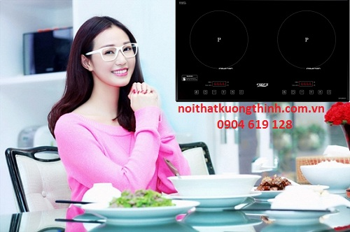 Nhiều tính năng tiện ích của bếp từ