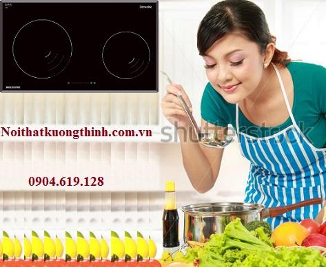 Những ưu điểm vượt trội của bếp từ