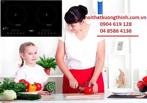 Sử dụng bếp từ Đức có an toàn không?