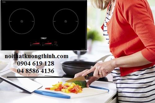 Những điểm cộng hoàn hảo cho bếp từ Chefs