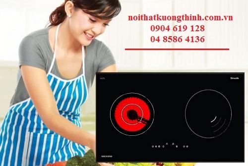 Bật mí cách sử dụng bếp điện từ Dmestik đúng cách